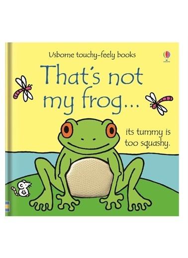 The Usborne The Usborne That's Not My Frog Beyaz
